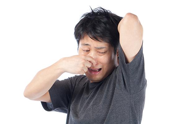 ワキガのイメージ