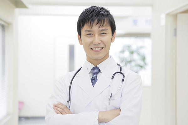 お医者さんのイメージ
