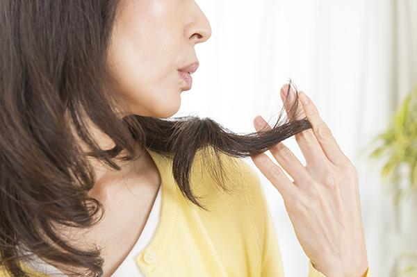 髪の毛のイメージ