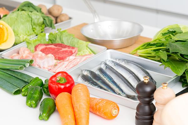食材のイメージ