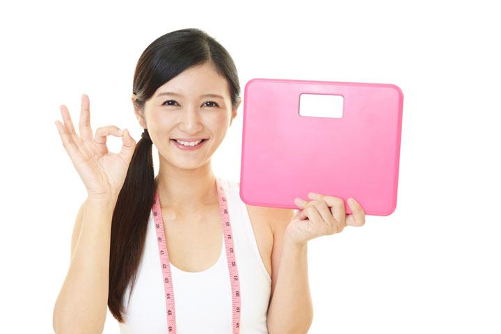 健康的に痩せるコツのイメージ