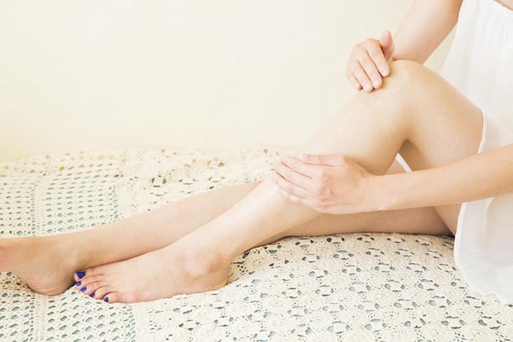 美脚のイメージ