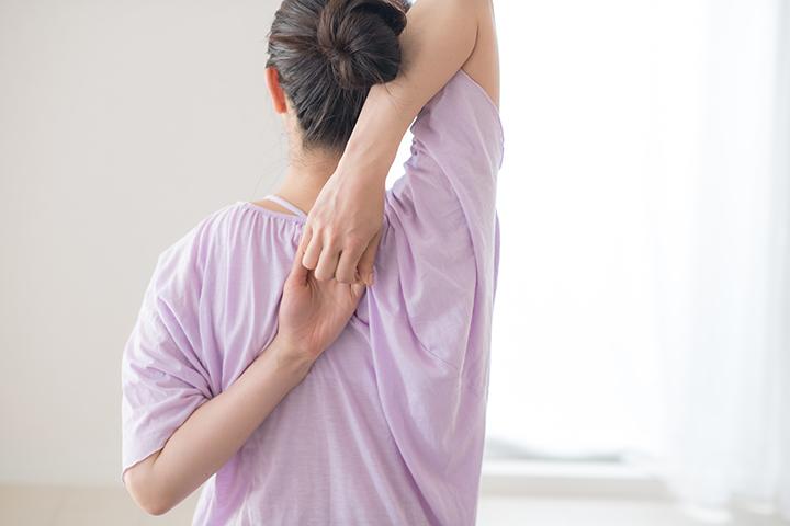 肩こり対処法のイメージ