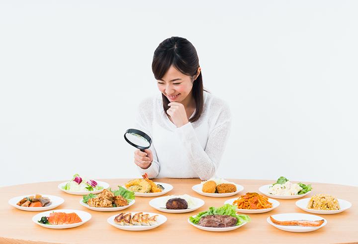 ゾーンダイエットのイメージ