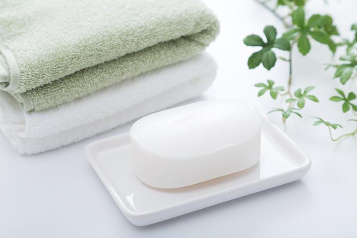 ワキガ石鹸のイメージ