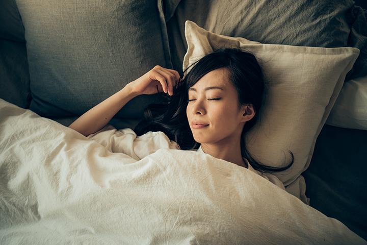 睡眠のイメージ