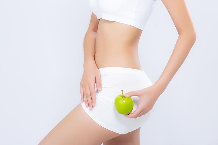 りんごダイエットのイメージ