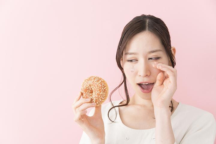 ダイエット中の空腹