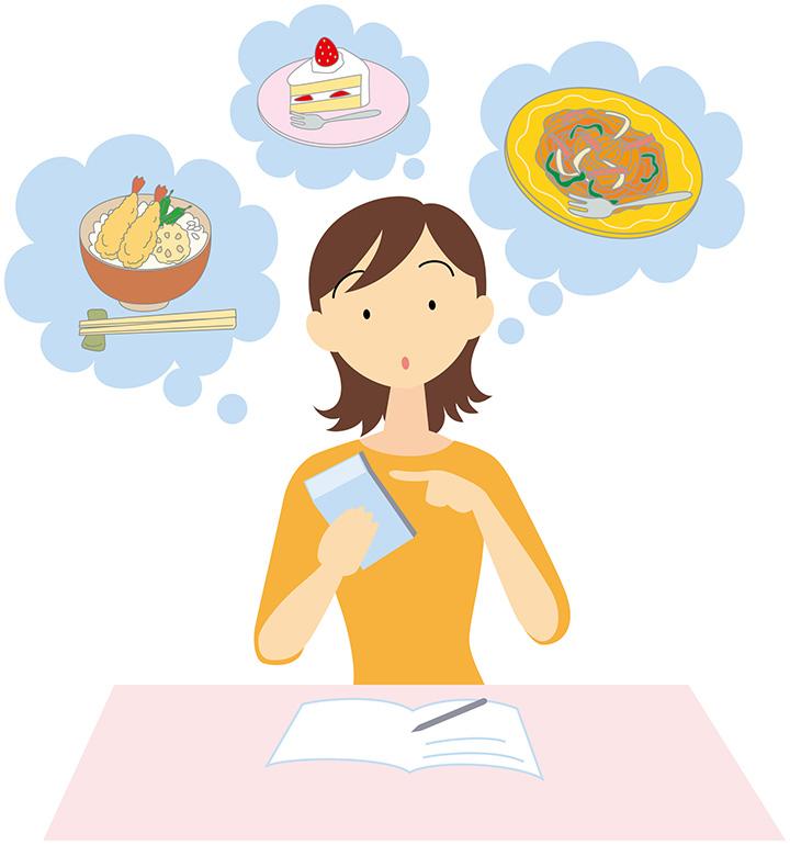 カロリー制限のイメージ