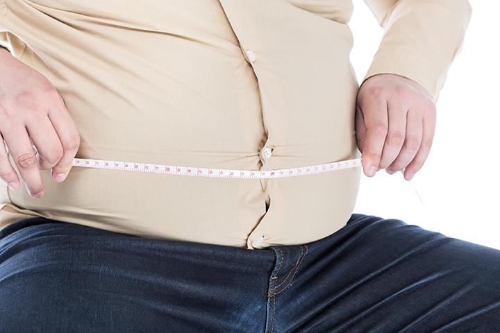 内臓脂肪のイメージ