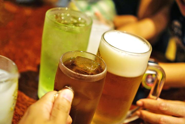 お酒のイメージ